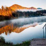 Ez pedig az egyik legszebb breds nature mountains lake morgenhellip