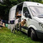 nagymoss vanlife vanhome travel howtodryyourclothes germany