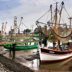 kikt butjadingen nordsee northsea ship harbor travelblog vanlife travel